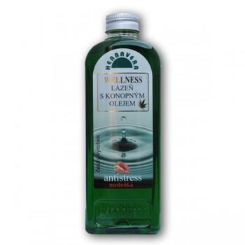 Konopná olejová lázeň  ANTISTRES 400ml