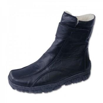 Dámské zimní boty černé