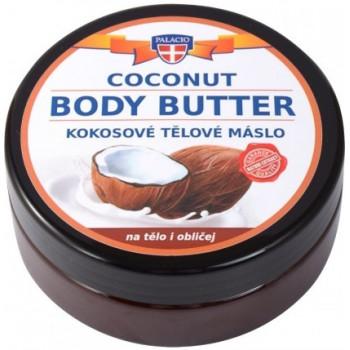 Kokosové tělové máslo, 200 ml