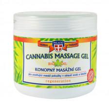 Konopný gel masážní, 600 ml