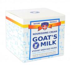 Kozí mléko pleťový krém, 50 ml