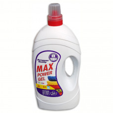 Max Power gel COLOR 4 L