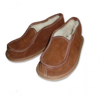 Pantofle s patou, pardály