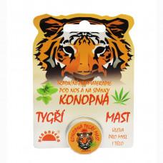 Konopná tygří mast, 4,5 g