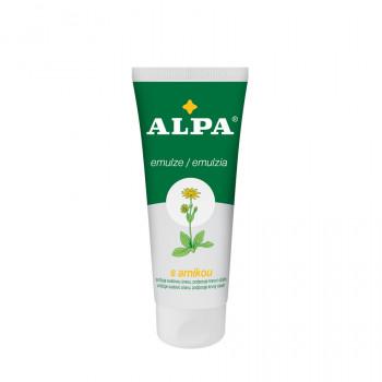 ALPA masážní emulze s arnikou, 100 ml