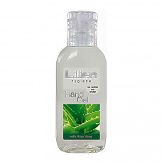 Lilien Dezinfekční gel na ruce, 50 ml