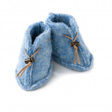 Kojenecké capáčky modré