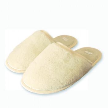 Pantofle vlněné