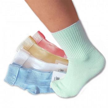 Dámské bambusové ponožky 5 ks