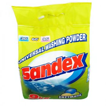 Prací prášek Sandex 9 kg