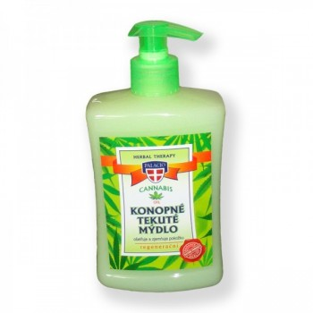 Konopné mýdlo, 500 ml