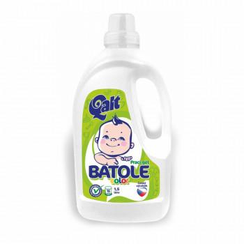 QALT Batole Color prací gel na barevné prádlo, 1500 ml