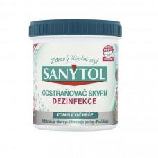 SANYTOL Dezinfekční odstraňovač skvrn, 450 g