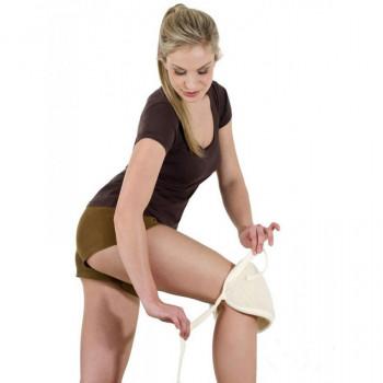 Vlněný chránič kolena