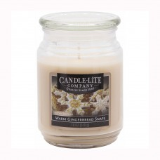 Candle-Lite WARM GINGERBREAD SNAPS 510 g